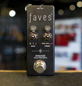 Chase Bliss Audio Chase Bliss Faves Presets Controller