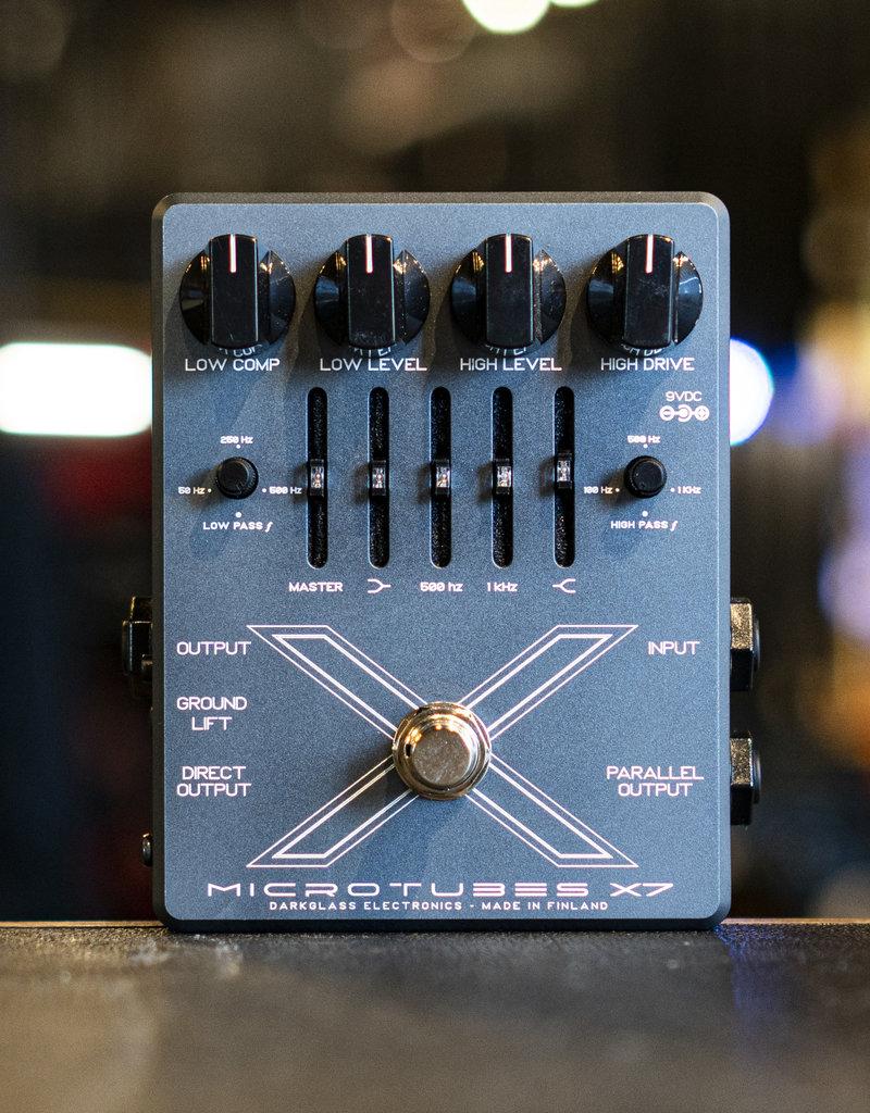Darkglass Darkglass Microtubes X7 Bass Preamp Pedal