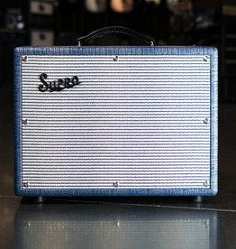 "Supro Supro 1970RK Keeley 1x10"" 25-watt Tube Combo"
