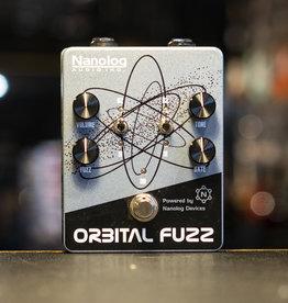 Nanolog Carbon Series Orbital Fuzz Pedal
