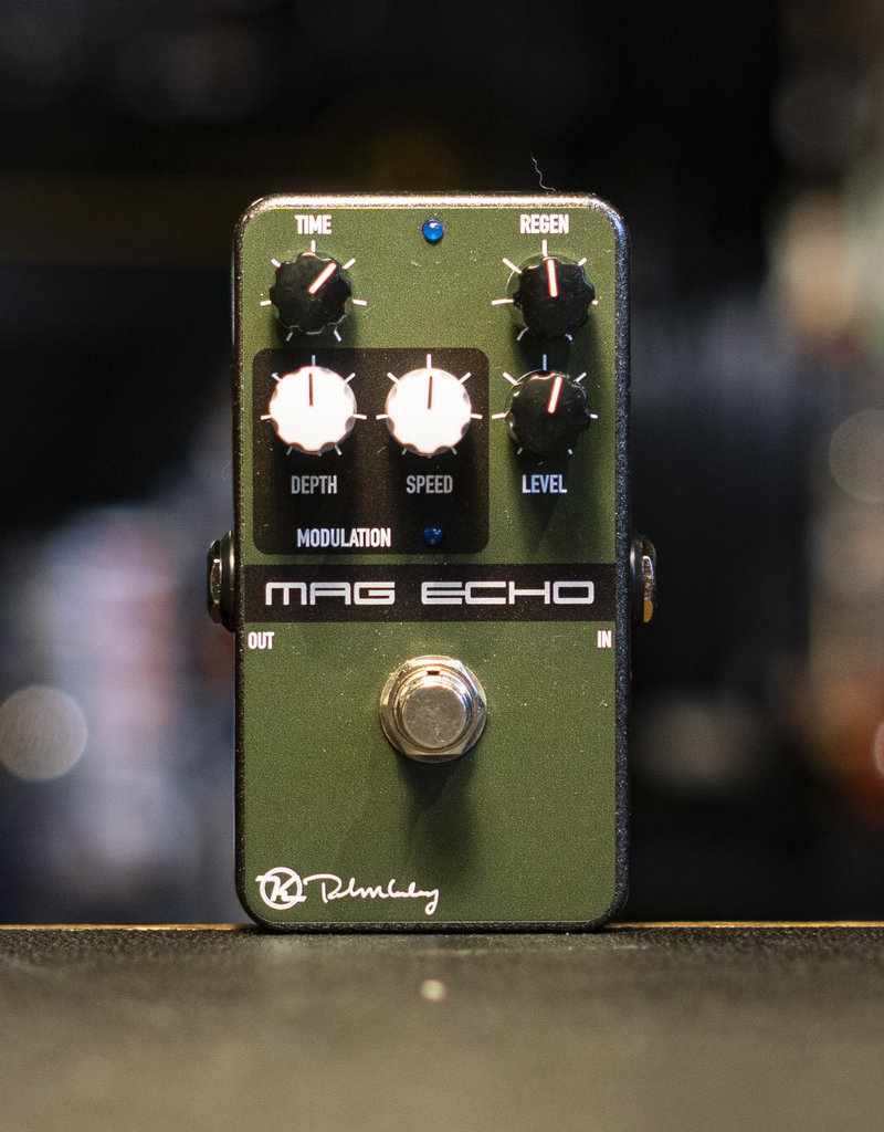 Keeley Keeley Magnetic Echo Tape Style Digital Delay