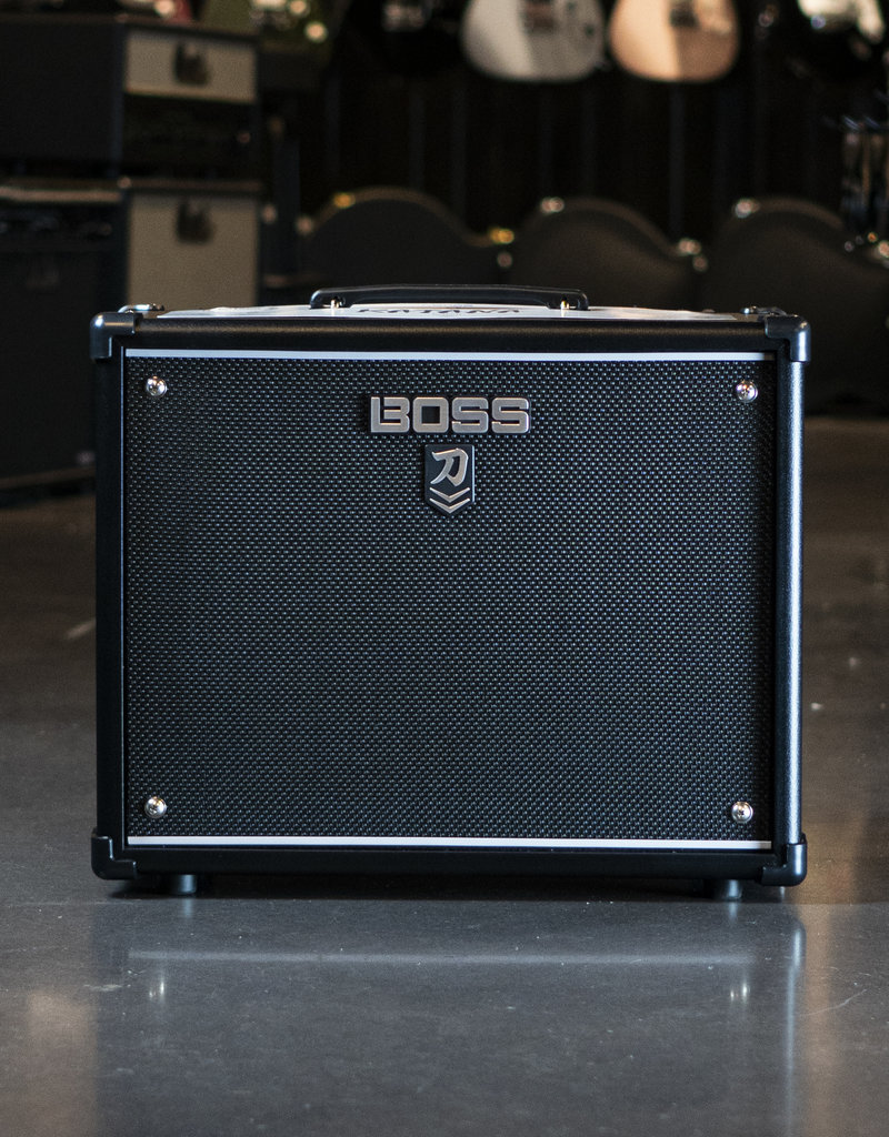 "Boss Boss Katana-50 MkII - 50-watt 1x12"" Guitar Combo Amp"