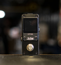 On-Stage On-Stage GTP7000 Mini Pedal Tuner