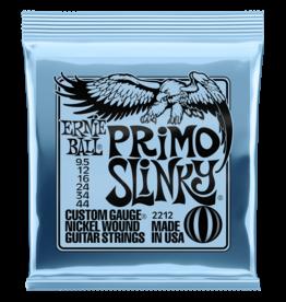 Ernie Ball Ernie Ball 2212 Slinky Nickel Wound Electric Guitar Strings - .0095-.044 Primo Slinky
