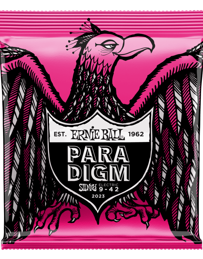 Ernie Ball Ernie Ball 2023 Super Slinky Paradigm Electric Guitar Strings - .009-.042