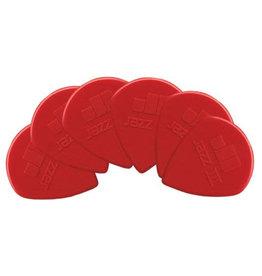 Dunlop Dunlop 47PXLN Nylon Jazz III XL Red Nylon 6-Pack
