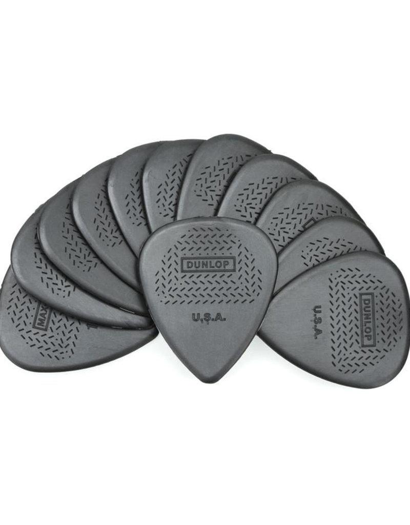 Dunlop Dunlop 449P1.14 Nylon Max-Grip Standard 1.14mm Guitar Picks 12-Pack