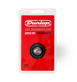 Dunlop Dunlop Super Pot DSP250S Solid Shaft 250K