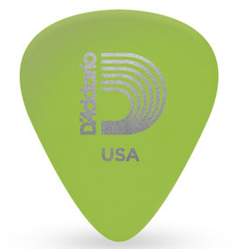 D'Addario D'Addario CLASSIC CELLULOID PICK, CELLU-GLO Medium Gauge (.70mm) 10-Pack
