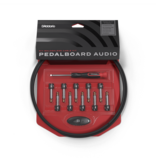 D'Addario D'Addario Pedalboard Cable Kit, 10' - Mini Connectors