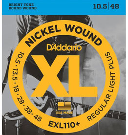 D'Addario D'Addario EXL110+ XL .0105-.048 Electric Guitar Strings