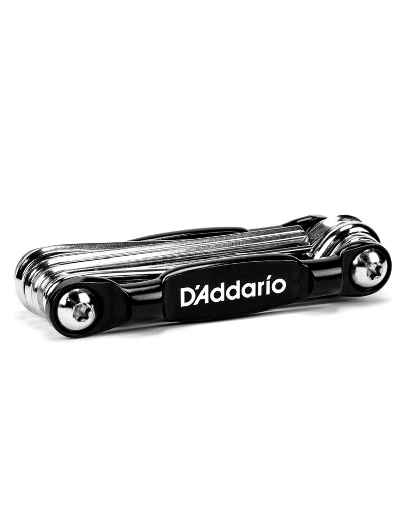 D'Addario D'Addario Guitar Bass Multi-Tool