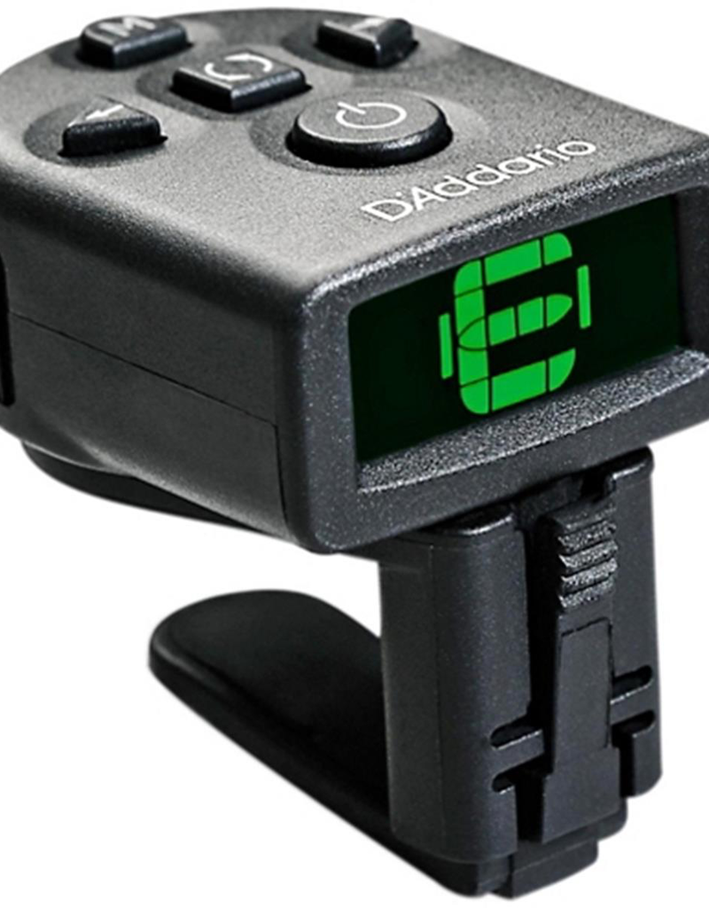 D'Addario D'Addario PW-CT-12 NS Micro Headstock Tuner