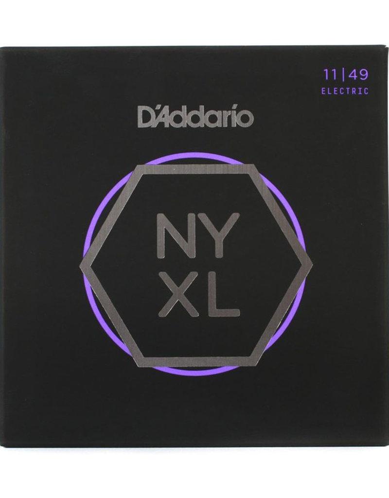 D'Addario D'Addario NYXL1149 Nickel Wound Electric Strings -.011-.049 Medium