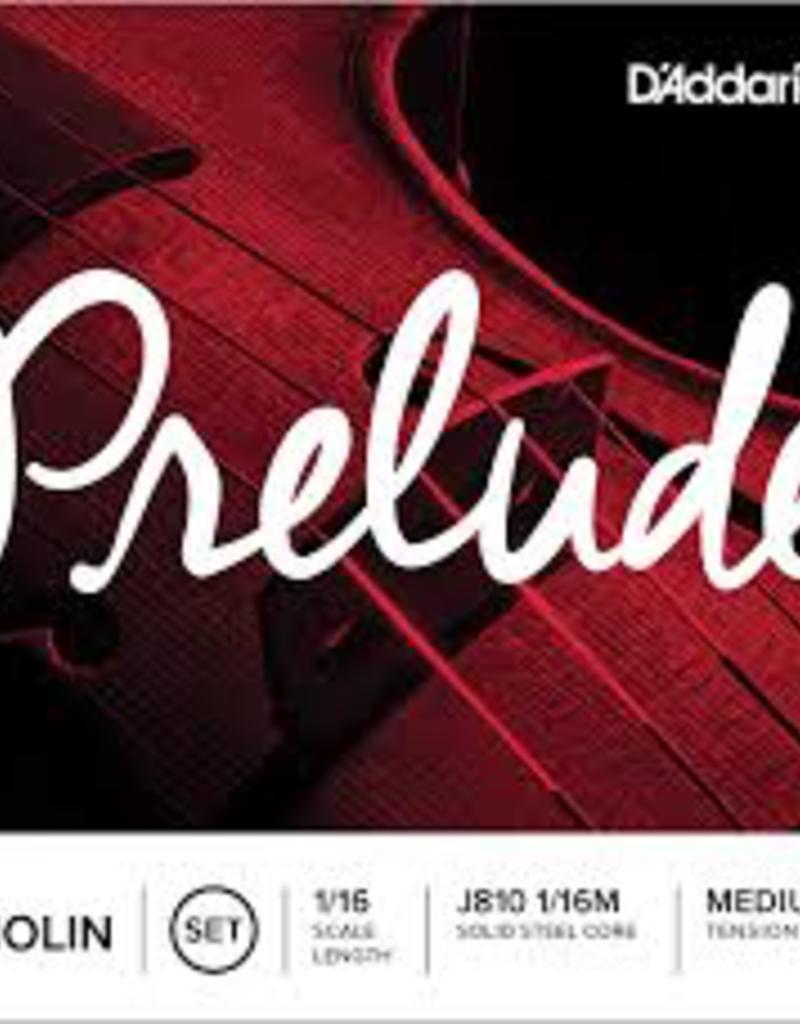 D'Addario D'addario Prelude 1/2 Violin Strings