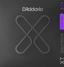 D'Addario D'Addario XTE1149 XT Nickel Plated Steel Electric Guitar Strings -.011-.049 Medium
