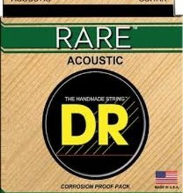 DR Rare Phosphor Bronze Acoustic Guitar Strings RPL-10 Extra Light 10-48