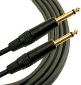 Mogami Mogami Gold Instrument Cable, Straight to Straight 6'