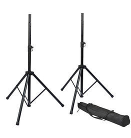 Gator Gator Rok-It Speaker Stand Set w/Carrying Bag