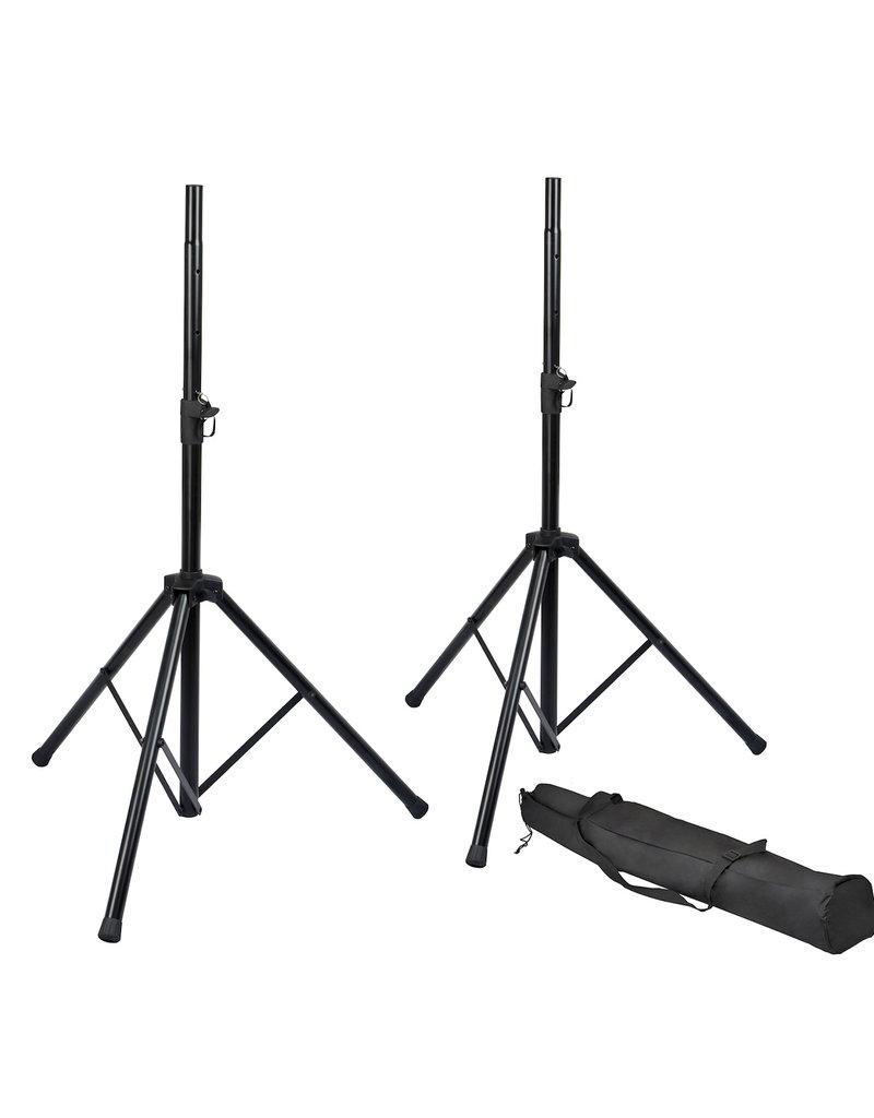 Gator Gator Rok-It Speaker Stand Set w/Carrying Bag