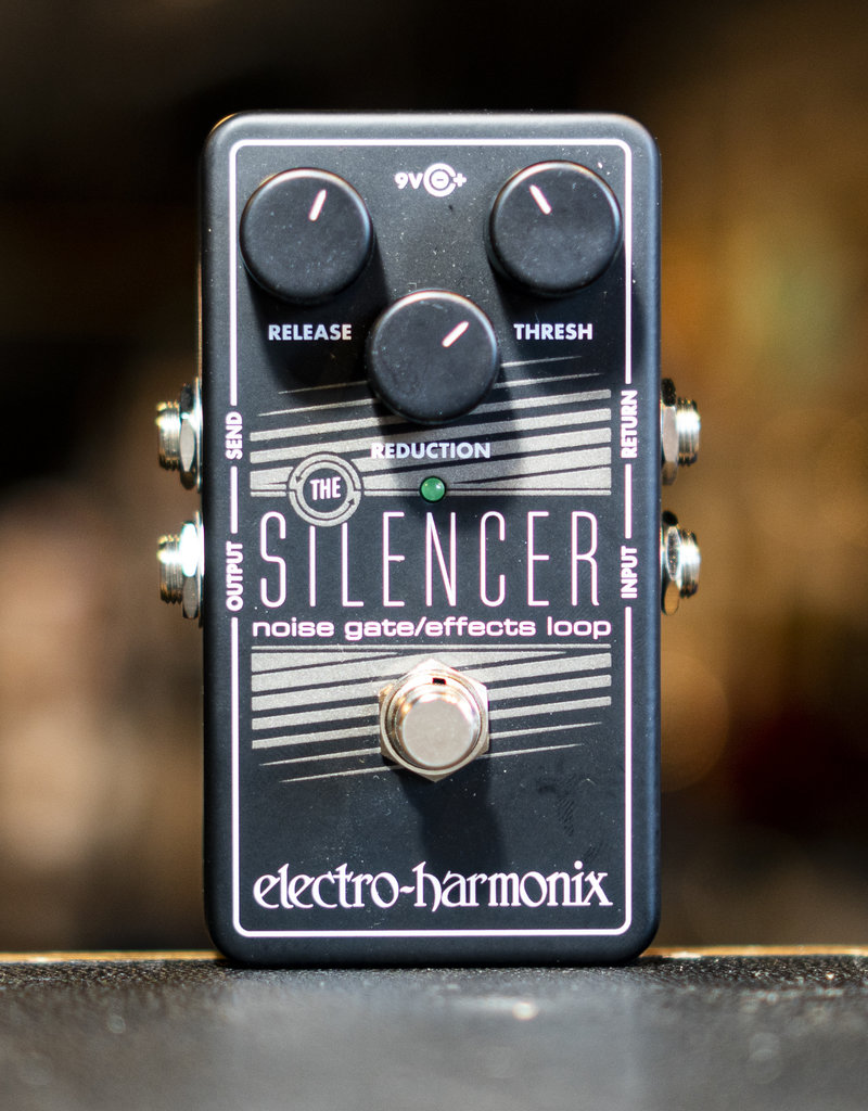 Electro-Harmonix Electro-Harmonix Silencer Noise Gate/ Effects Loop Effects Pedal
