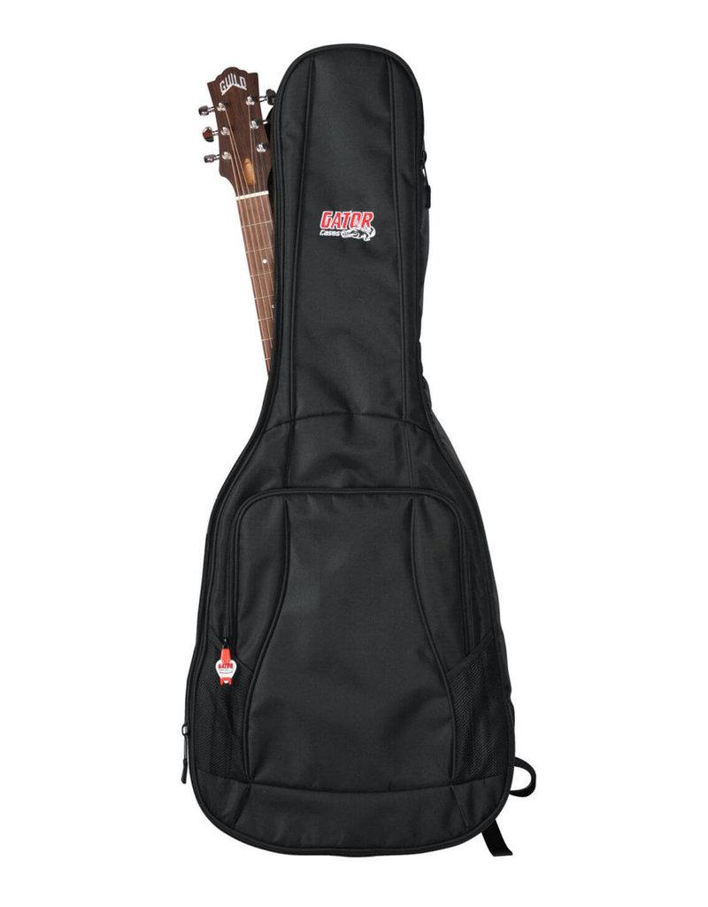 Gator Gator GB-4G-ACOUSTIC 4G Series Gig Bag for Acoustic Guitars