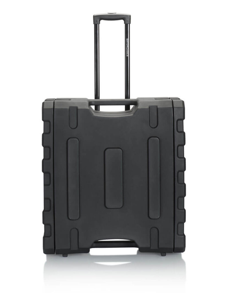 Gator Gator G-PROR-4U-19 Deep Molded Rack Case with Wheels
