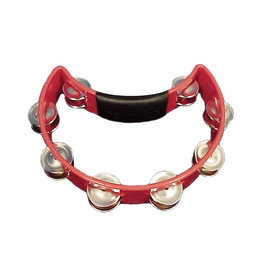 CODA DP-140 Tambourine Red