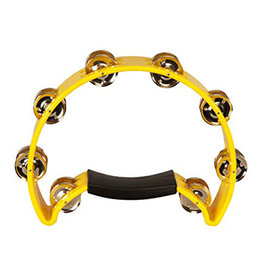 CODA DP-140 Tambourine Yellow