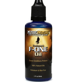 MusicNomad MusicNomad F-One Oil Fretboard Cleaner & Conditioner - 2 fl oz.