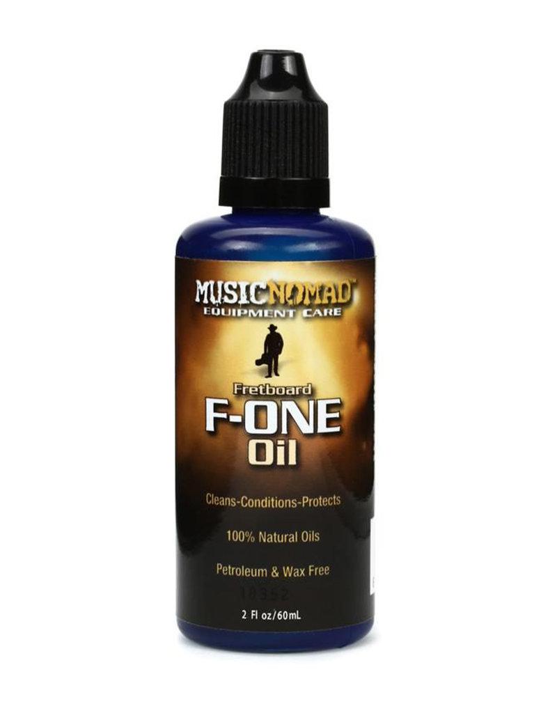 MusicNomad MusicNomad F-One Oil Fretboard Cleaner & Conditioner - 2 fl oz.