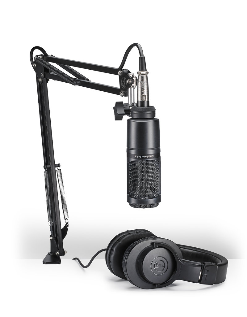 Audio Technica Audio Technica AT2020PK Streaming/Podcasting Pack