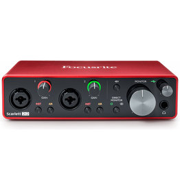 Focusrite Focusrite Scarlett 2i2 3rd Generation 2 In, 2 Out USB Audio Interface