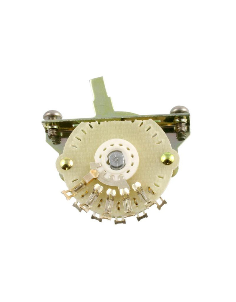 Allparts Allparts EP-4374 4-Way Oak Grigsby Blade Switch for Telecaster