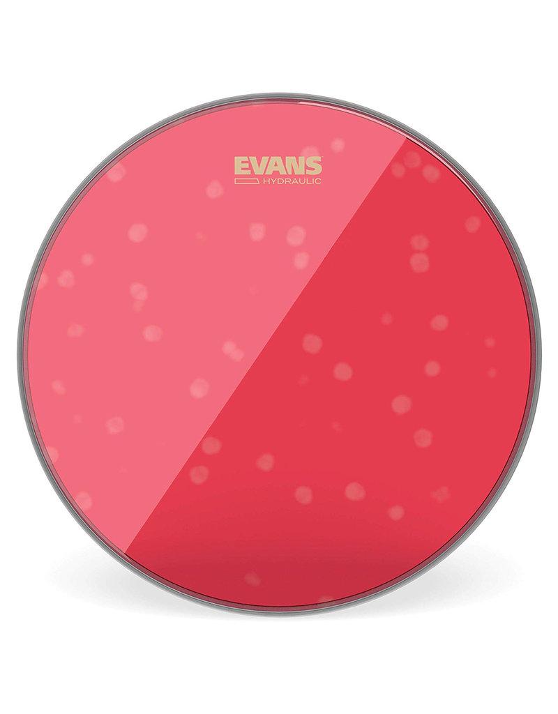 """Evans Evans Hydraulic 12"""" Drumhead Red"""