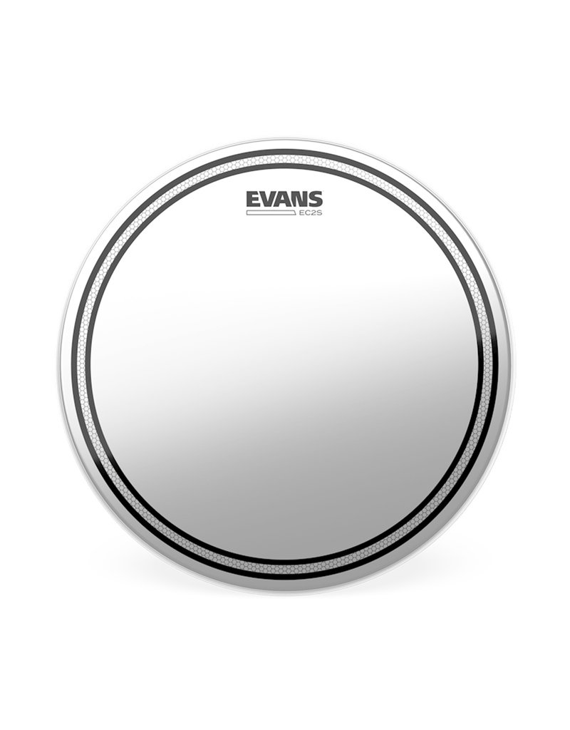 Evans Evans EC2S Clear Tom Head 12""