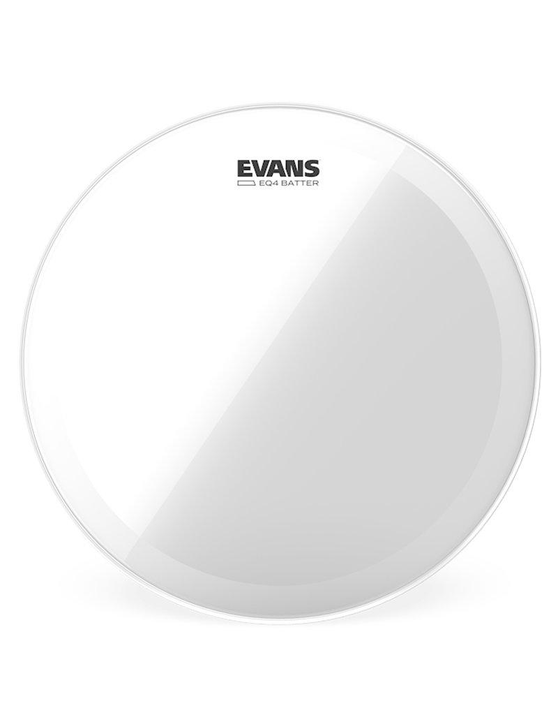 "Evans Evans 22"" EQ4 Batter Head Clear Drum Head"