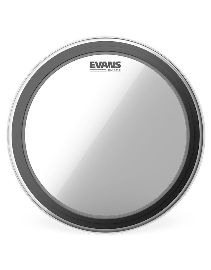 "Evans Evans 22"" EMAD2 Batter Head Clear"