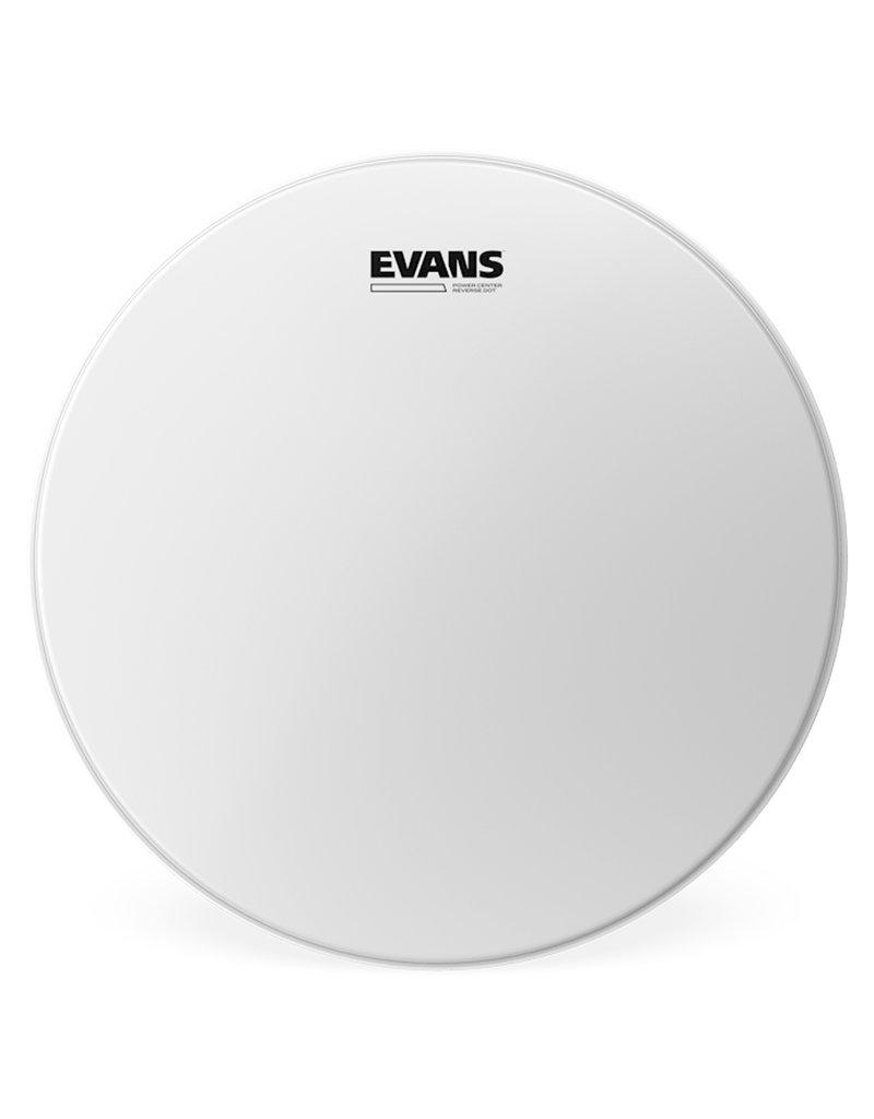 """Evans Evans 14"""" Power Center Reverse Dot Coated Snare Head"""