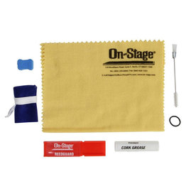 On-Stage On-Stage CLK5600 Clarinet Care Kit P65