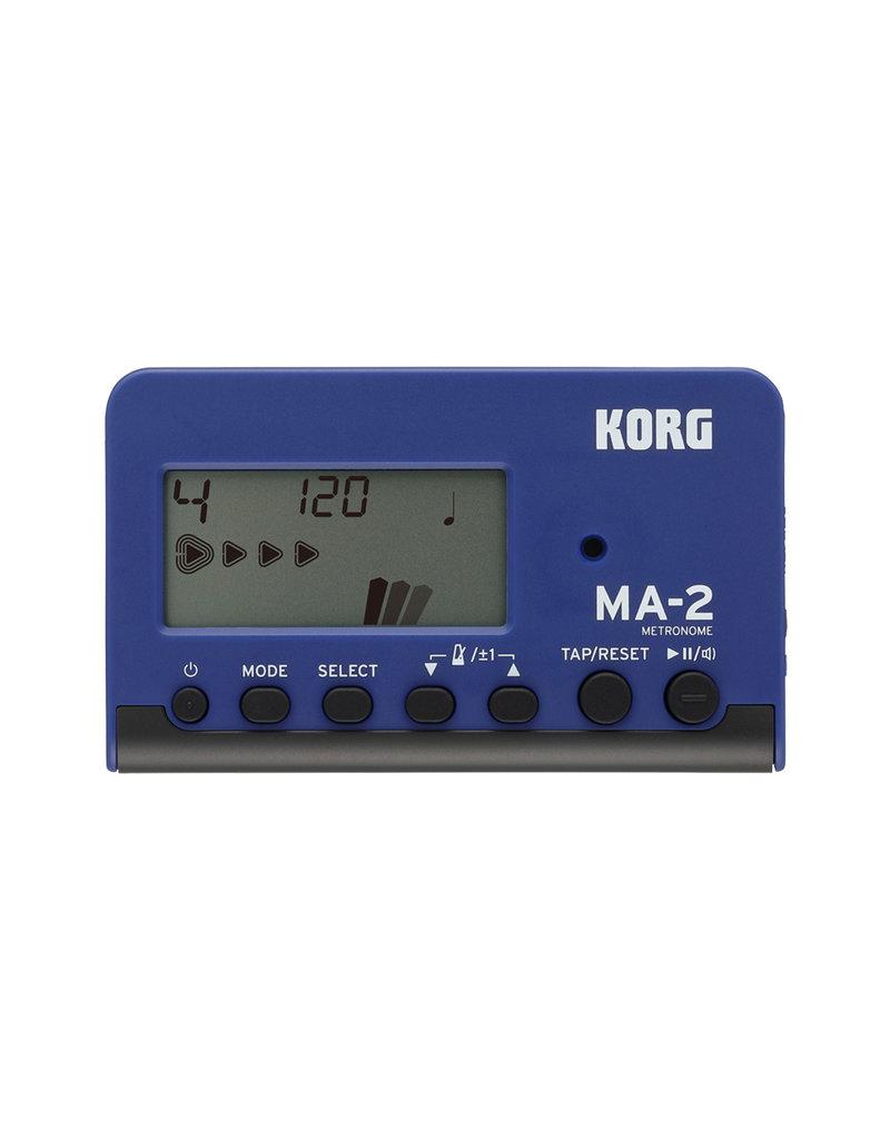 Korg Korg MA-2 Metronome- Blue