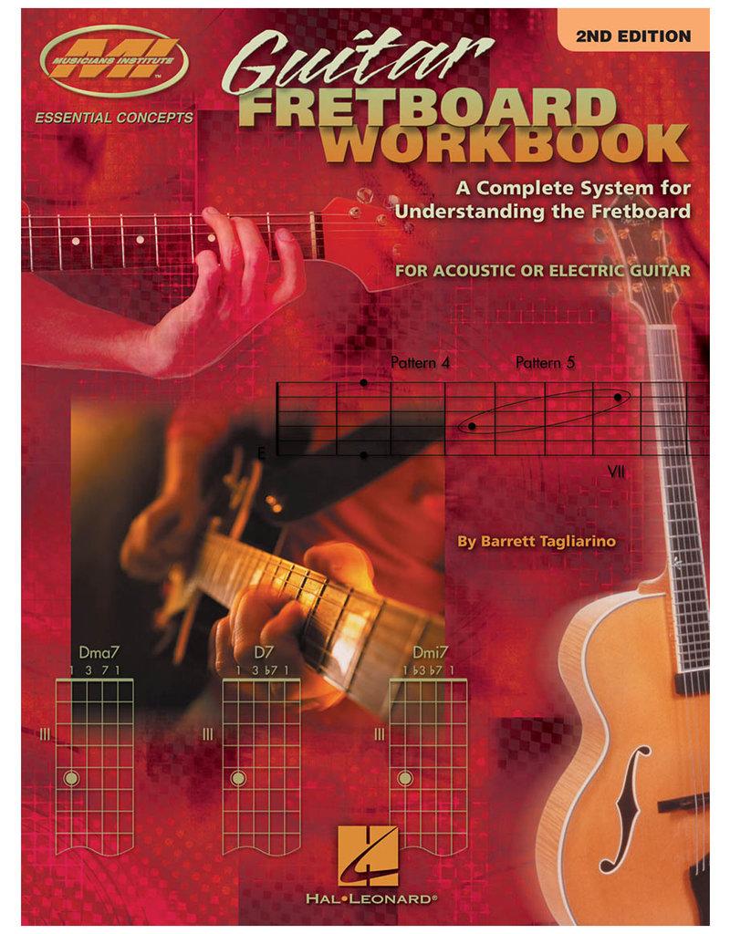 Hal Leonard Guitar Fretboard Workbook