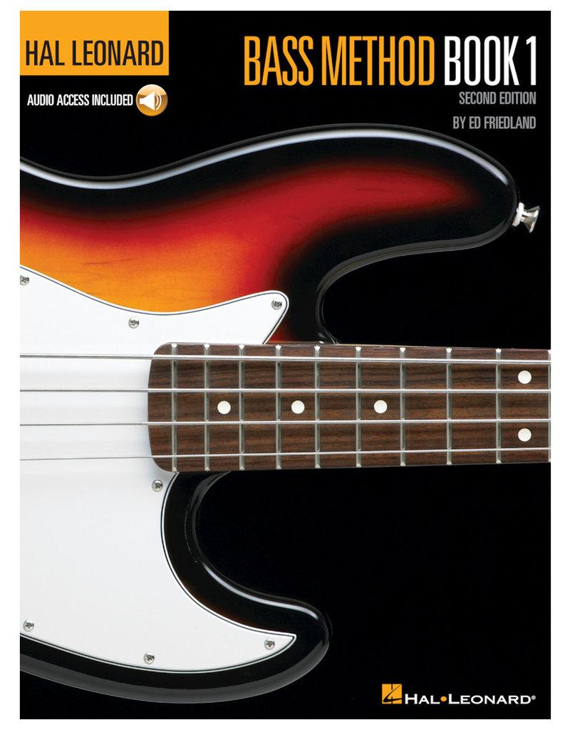 Hal Leonard Bass Method Book 1 2nd Edition