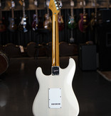 Squier Squier Classic Vibe '50s Stratocaster, Maple Fingerboard, White Blonde Electric Guitar