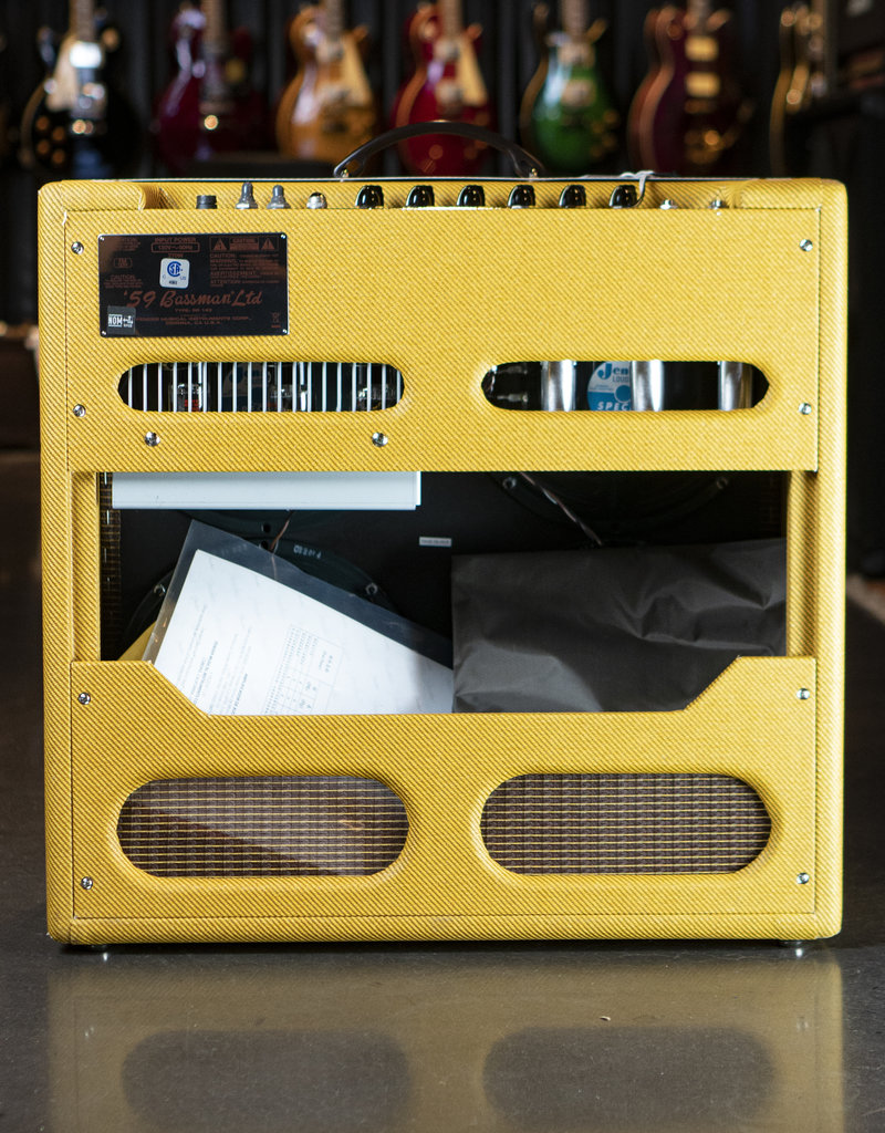 Fender Fender '59 Bassman LTD Guitar Combo Amp