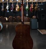 Fender Fender FA-125 Dreadnought , Walnut Fingerboard, Natural