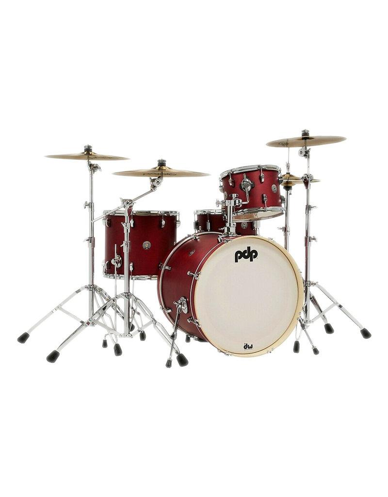 PDP PDP Spectrum Series 4 Piece Drum Kit PDST2214RD