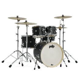 PDP PDP Spectrum Series 5 Piece Drum Kit Ebony PDST2015BK