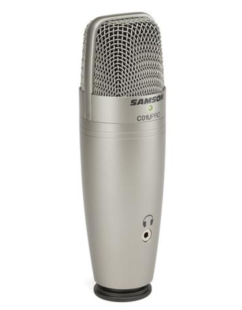 Samson Samson C01U Pro USB Studio Condenser Microphone