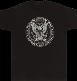 Fender Fender Custom Shop Eagle T-Shirt, Black, L